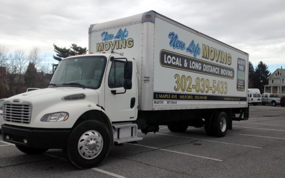Sussex & Kent County Moving
